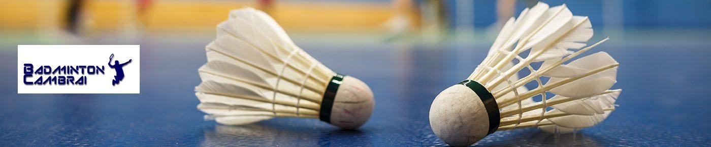 Badminton Cambrai Club